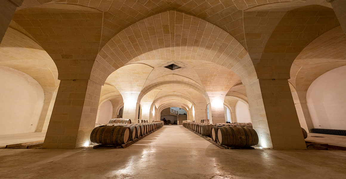 L'Astore Masseria sotterranei