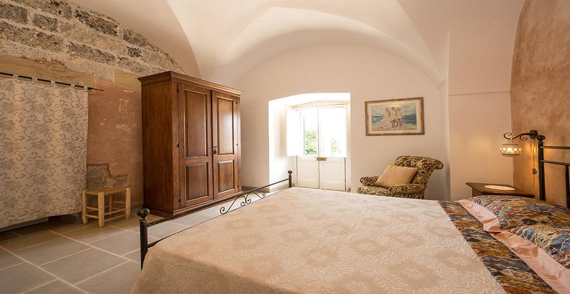 L'Astore Masseria stanza Jema